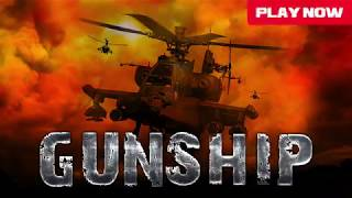 🚁Gunship Helicopter Strike 3D Battle Shooting War 2019