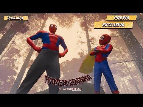 Homem-Aranha no Aranhaverso | Prévia Exclusiva | DUB | 10 de janeiro nos cinemas