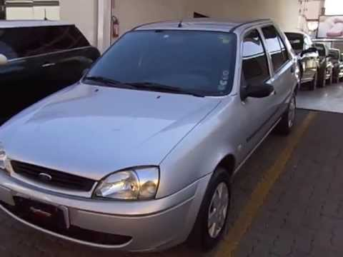 2cbbfec0524 Ford Fiesta Street 1.0 8v 4p 2006 - YouTube