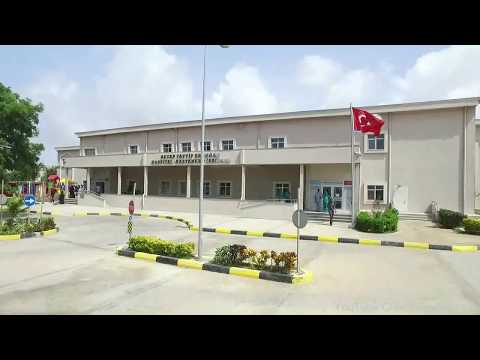 Inside | Somalia | Mogadishu Digfer Hospital