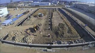 видео Строительство склада из сэндвич-панелей | Статья от строительной компании Антарэс