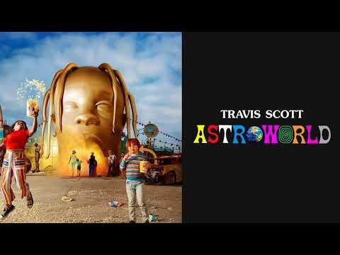 Travis Scott - Stragzing ASTROWORLD (Official Lyrics)