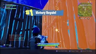 Fortnite Getting a win doing nothing