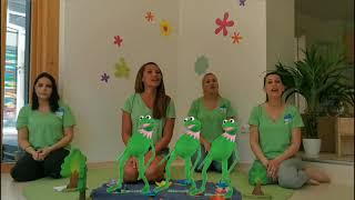 Singkreis - Wir Fröschelein