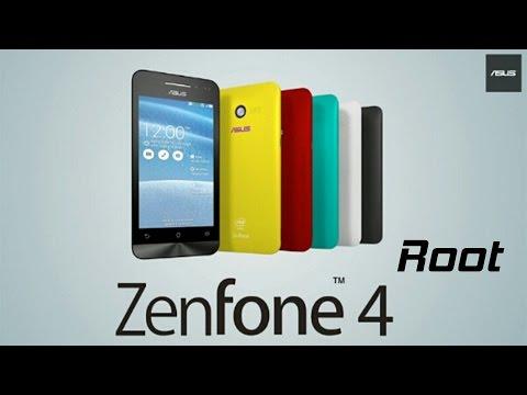 Cara Root Asus Zenfone 4 | Doovi