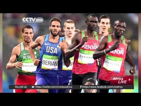 Rio Olympics: Kenya's David Rudisha retains 800M title