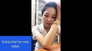Trâm Anh Livestream nói về chuyện tình cảm vs PewPew