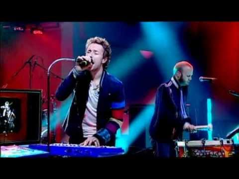 Coldplay [Viva La Vida] [Live Jonathon Ross] [HIGH QUALITY]