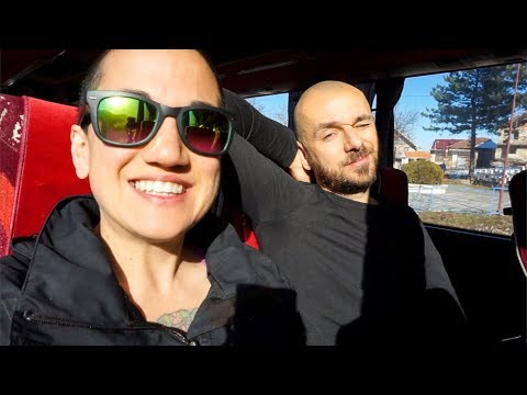 BUS TRIP FROM BELGRADE TO SARAJEVO