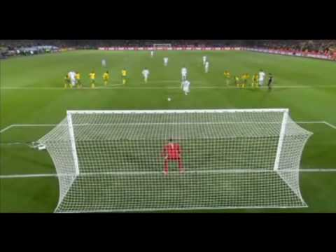 Diego Forlan - 2010 World Cup Highlights