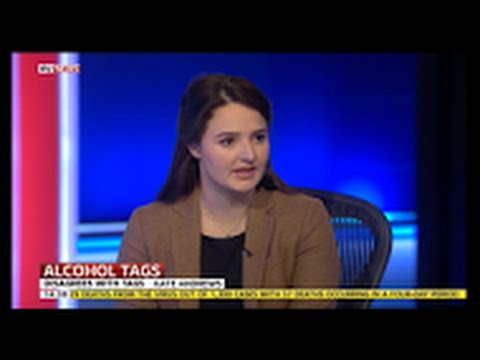 Kate Andrews debates the use of 'sobriety tags' to monitor offenders on Sky News