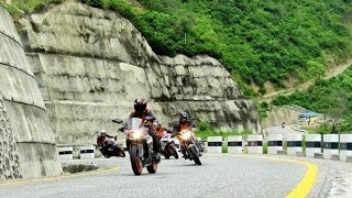 ride to khurkot with ktm riders nepal
