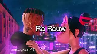 Rauw Alejandro - Algo Mágico ( Lyrics/Letra )