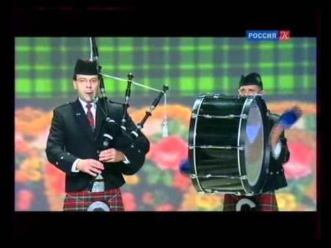 Древнерусский сет Оркестр Волынщиков Москвы