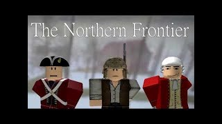 Roblox the Northern Frontier Ep5 cutting down trees!