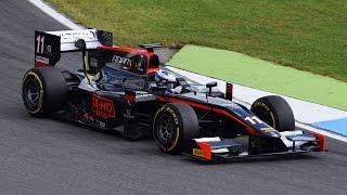 Formula 2 / GP2 - Best Formula Car Sound at the Moment?