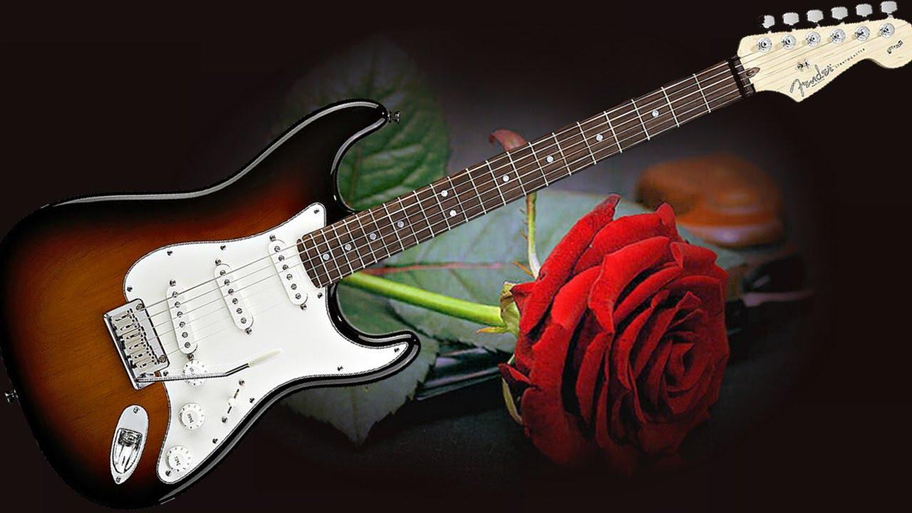 Надписью, поздравительные открытки с гитарой