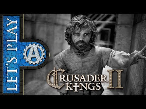 Crusader Kings 2 The Immortal Imp Tyrion Lannister 1