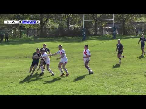 Full Game | England Community Lions Youth v Scotland u19s