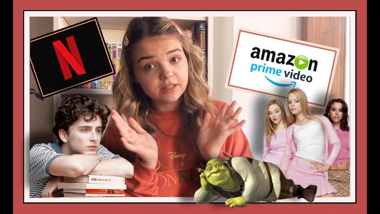 Amazon Prime Filmempfehlungen