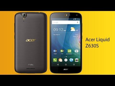 Полный обзор смартфона Acer Liquid Z630S.