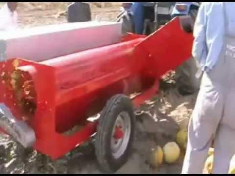 yikamali kabak hasat makinasi tr 1100 simsek makina