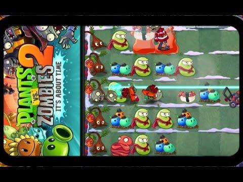 Plants vs Zombies 2 - Bolos y Pulpos - Español