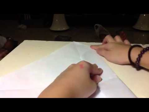 Making a paper box without any staples,glue n tape