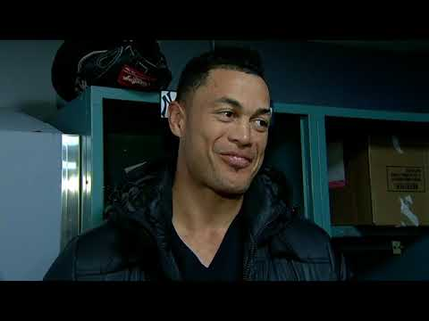 Giancarlo Stanton on the brawl in Boston