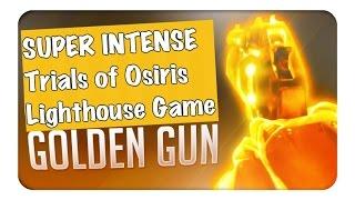 SUPER INTENSE Lighthouse Game Ending(Trials of Osiris)