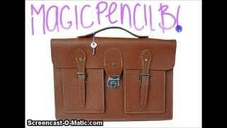 The Magic Pencil Box