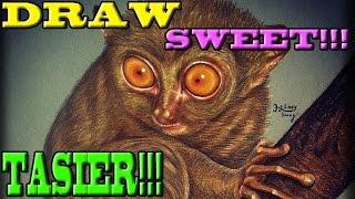 Draw Tasier / Kobold Maki - Draw a sweet animal / Zeichnen eines süßen Tierchens #0017 [SWEET!]