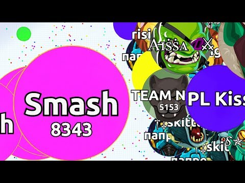 Agar.io - BEST MOMENTS OF ALL TIME ! LEGENDARY DESTROYING TEAMS | SOLO AGARIO GAMEPLAYS