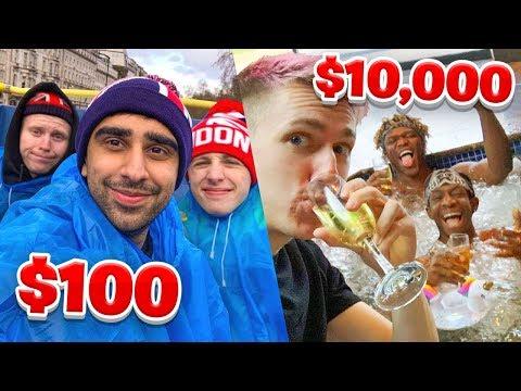 SIDEMEN $10,000 VS