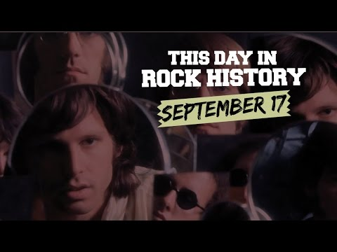The Doors Banned, Guns N' Roses Unleash Illusions - September 17 in Rock History