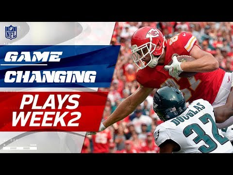 Game-Changing Moments from Each Sunday Game Week 2 | NFL Highlights