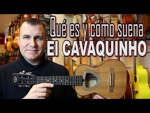 Cavaquinho: qué es y cómo suena