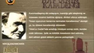 """HAFTANIN KAFA DENGI """"Nikos Kazantzakis"""""""
