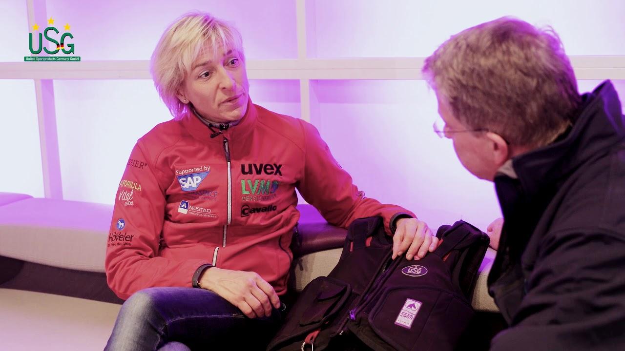Ingrid Klimke Und Carsten Sostmeier Usg Sicherheitswesten Youtube