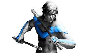 Nightwing - Batman: Arkham City