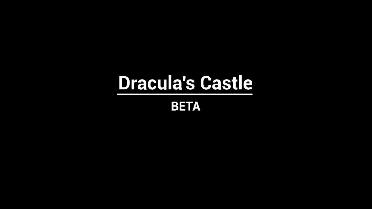 Dracula's Castle (BETA) by Dave Microwaves Games