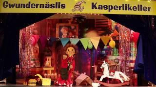Dr Kasperli het sturmfrei (oder dr Kasperli isch e guete Teiler!)