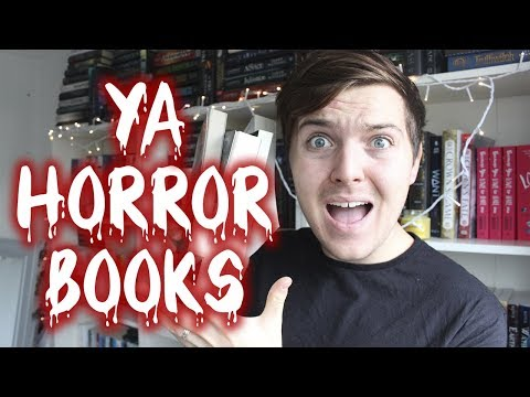 YA HORROR BOOKS!