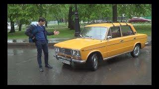 Шикарный ВАЗ 2103 1978 года!!! +разгон до 100 на стоке.