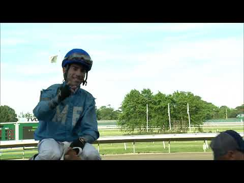 video thumbnail for MONMOUTH PARK 6-8-19 RACE 12