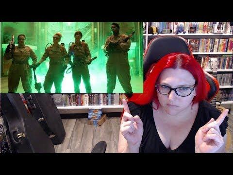 Melissa McCarthy Still Doesn't Get It! Random's Epic Ghostbusters 2016 Rant!