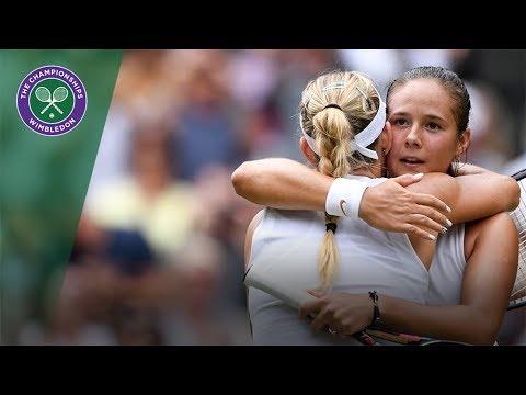 Angelique Kerber vs Daria Kasatkina | Wimbledon 2018 | Full Match