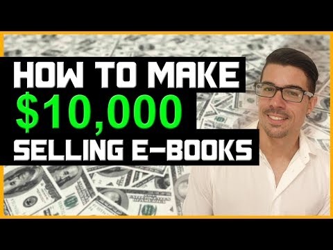 Kindle Publishing Course – How To Make Up To $10 000 Monthly Selling E-Books