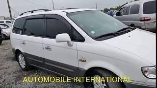 [Autowini.com] 2004 Hyundai Trajet XG Gold 9 seats AT Sunroof