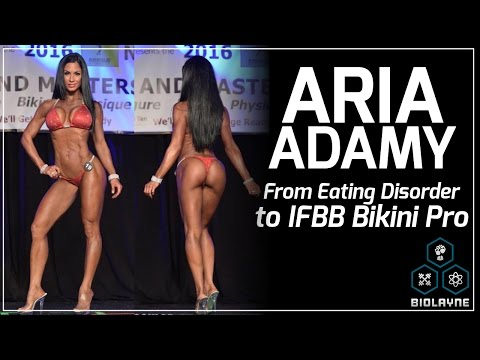 From Eating Disorder to IFBB Bikini Pro - The Aria Adamy Story